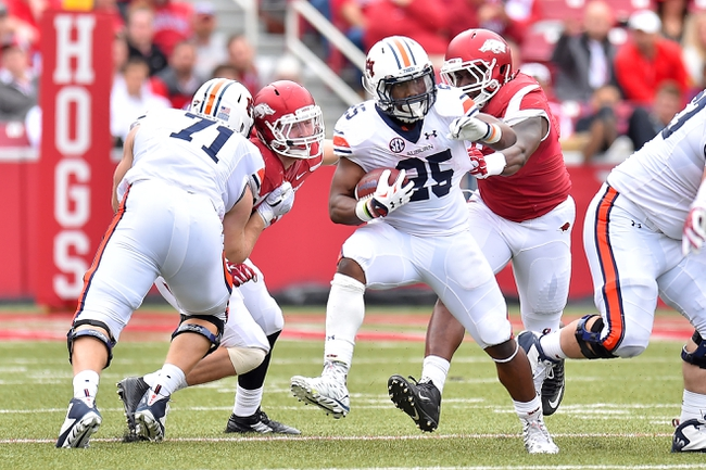 Auburn Tigers vs. Ole Miss Rebels - 10/31/15 College Football Pick, Odds, and Prediction