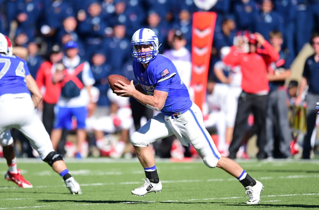 Air Force Falcons vs. Utah State Aggies - 11/14/15 College Football Pick, Odds, and Prediction