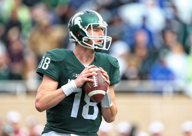 Michigan State vs. Maryland - 11/14/15 College Football Pick, Odds, and Prediction