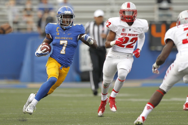 San Jose State vs. Georgia State - 12/19/15 Cure Bowl College Football Pick, Odds, and Prediction