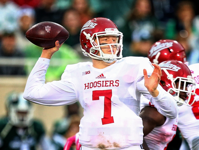 Indiana vs. Iowa - 11/7/15 College Football Pick, Odds, and Prediction