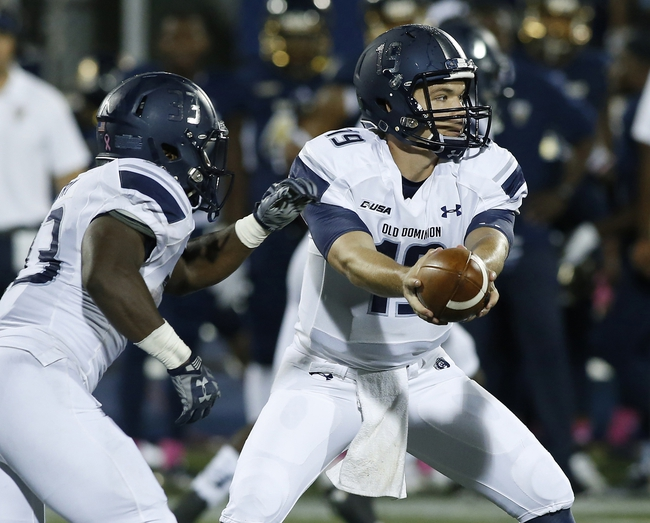UTSA Roadrunners vs. Old Dominion Monarchs - 11/7/15 College Football Pick, Odds, and Prediction