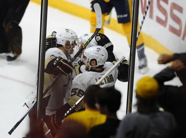 Penguins vs. Predators - 3/31/16 NHL Pick, Odds, and Prediction