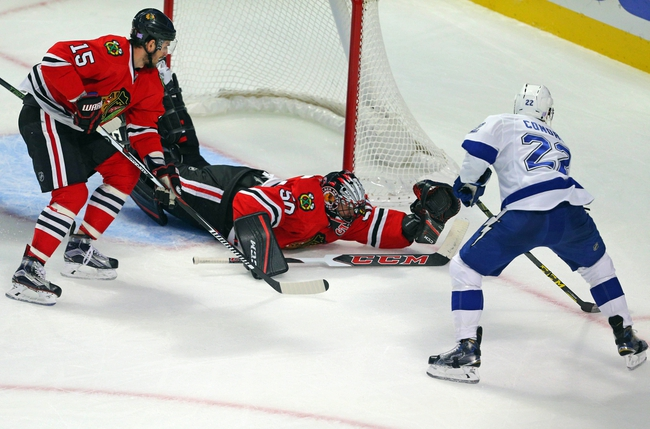Lightning vs. Blackhawks - 1/21/16 NHL Pick, Odds, and Prediction
