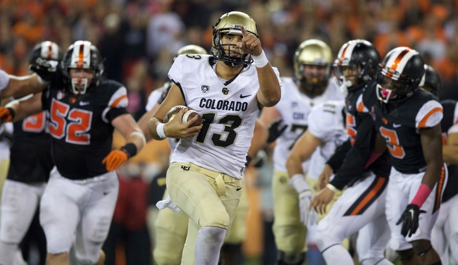 Colorado Buffaloes vs. Southern Cal Trojans - 11/13/15 College Football Pick, Odds, and Prediction