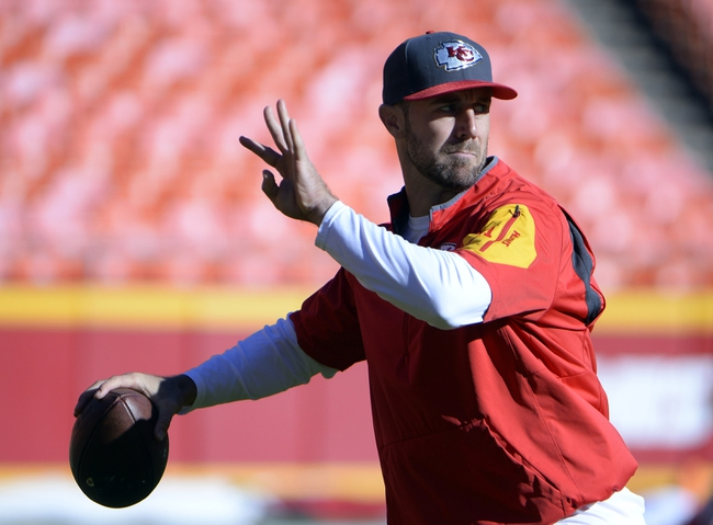 Lions at Chiefs - 11/1/15 NFL Pick, Odds, and Prediction