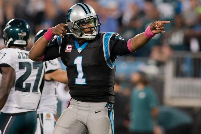 Philadelphia Eagles at Carolina Panthers 10/25/15 NFL Score, Recap, News and Notes