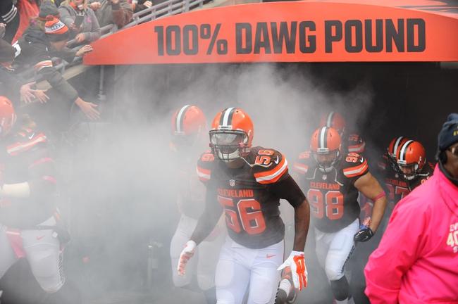 Cleveland Browns vs. Arizona Cardinals - 11/1/15 NFL Pick, Odds, and Prediction