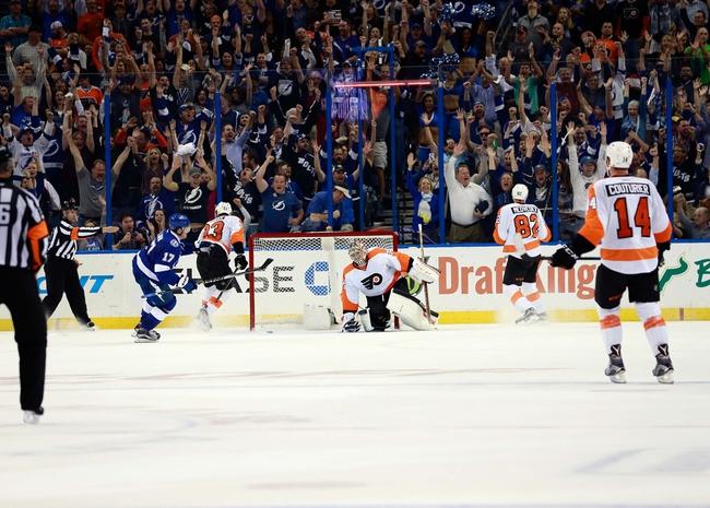 Flyers vs. Lightning - 3/7/16 NHL Pick, Odds, and Prediction