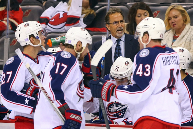 New Jersey Devils vs. Columbus Blue Jackets - 11/25/15 NHL Pick, Odds, and Prediction