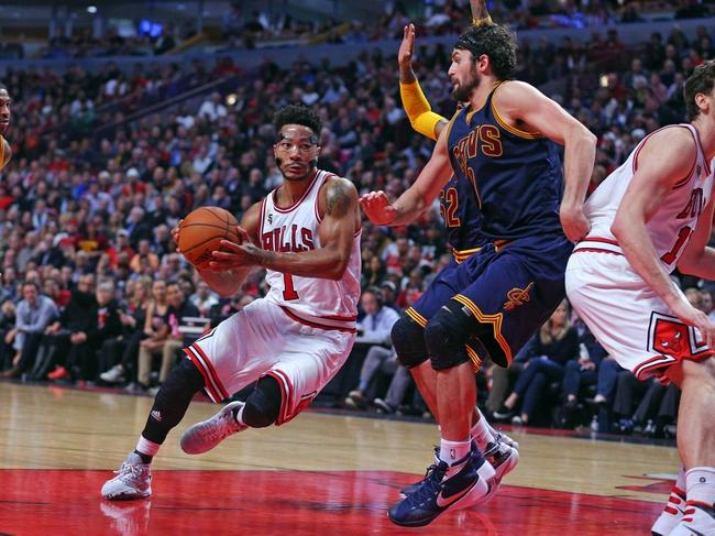 Bulls at Cavaliers - 1/23/16 NBA Pick, Odds, and Prediction