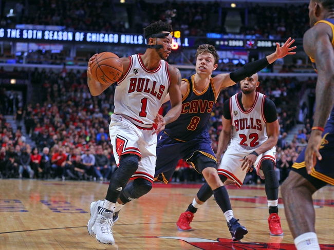 NBA Sunday: Rose and Bulls Progressing