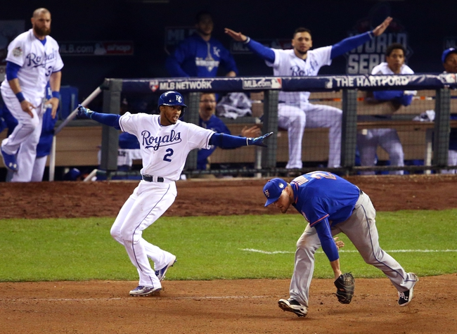 Kansas City Royals vs. New York Mets World Series Game 2 - 10/28/15 MLB Pick, Odds, and Prediction