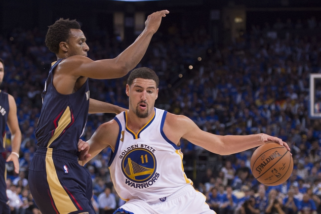New Orleans Pelicans vs. Golden State Warriors - 10/31/15 NBA Pick, Odds, and Prediction