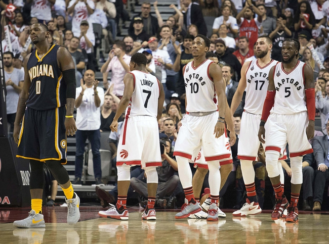 Indiana Pacers vs. Toronto Raptors - 12/14/15 NBA Pick, Odds, and Prediction