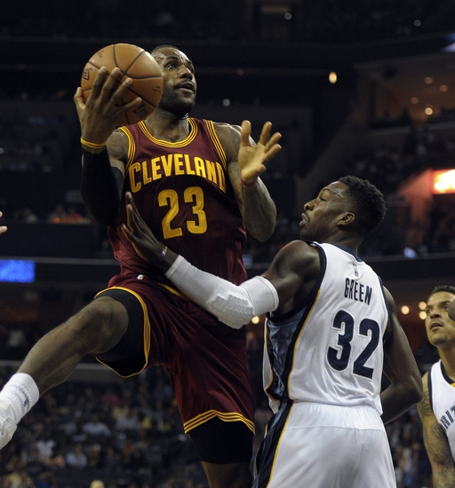 Memphis Grizzlies at Cleveland Cavaliers - 3/7/16 NBA Pick, Odds, and Prediction