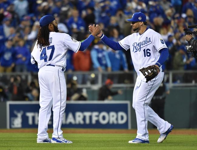 New York Mets vs. Kansas City Royals World Series Game 3 - 10/30/15 MLB Pick, Odds, and Prediction