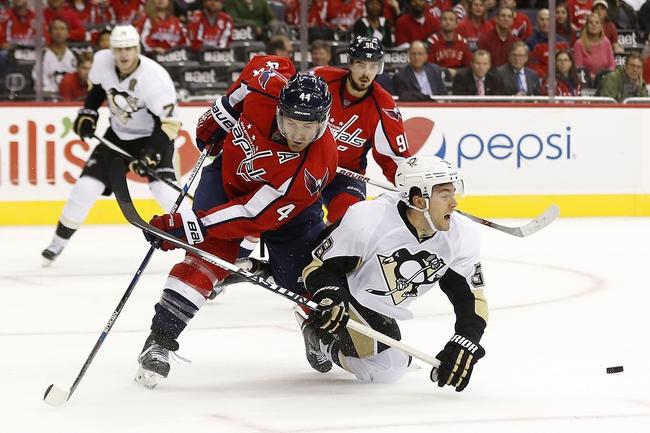 Pittsburgh Penguins vs. Washington Capitals - 12/14/15 NHL Pick, Odds, and Prediction