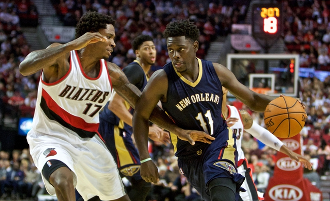 Portland Trail Blazers vs. New Orleans Pelicans - 12/14/15 NBA Pick, Odds, and Prediction