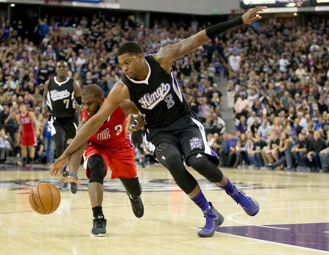 Los Angeles Clippers vs. Sacramento Kings - 10/31/15 NBA Pick, Odds, and Prediction