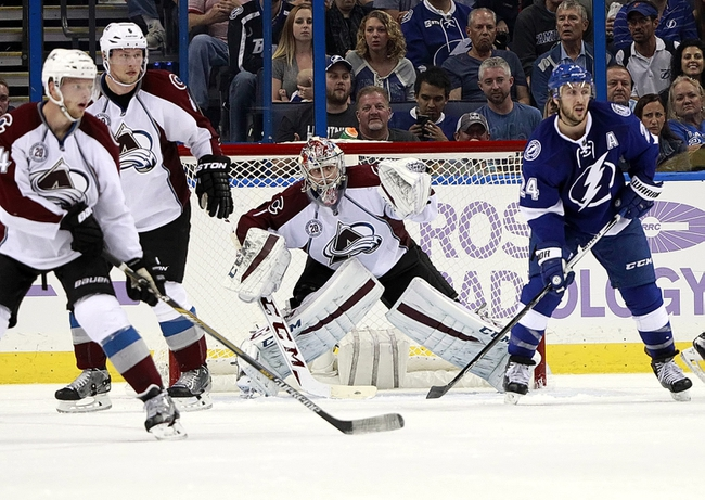 Avalanche vs. Lightning - 1/12/16 NHL Pick, Odds, and Prediction