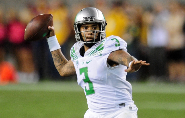 Cal at Oregon - 11/7/15 College Football Pick, Odds, and Prediction