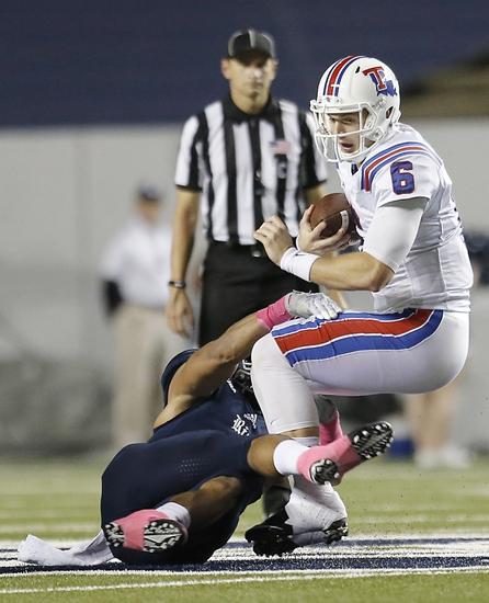 Texas El Paso Miners vs. Louisiana Tech Bulldogs - 11/21/15 College Football Pick, Odds, and Prediction