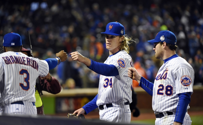Kansas City Royals vs. New York Mets - 4/5/16 MLB Pick, Odds, and Prediction