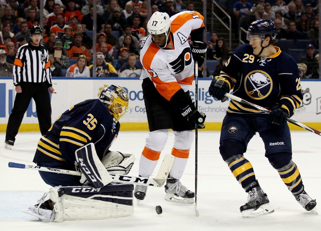 Flyers vs. Sabres - 2/11/16 NHL Pick, Odds, and Prediction