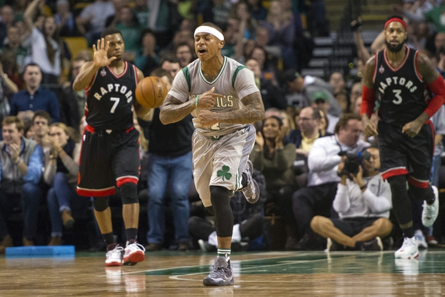 Celtics at Raptors - 1/20/16 NBA Pick, Odds, and Prediction