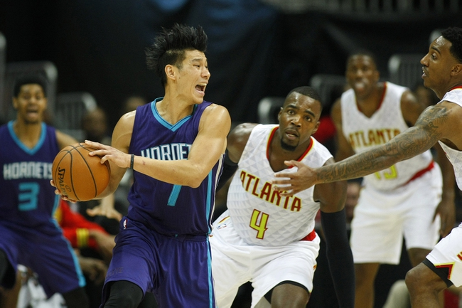 Hawks at Hornets - 11/1/15 NBA Pick, Odds, and Prediction