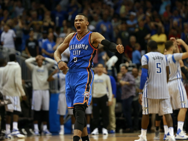 Steven Adams makes mark as OKC Thunder roll past Wizards