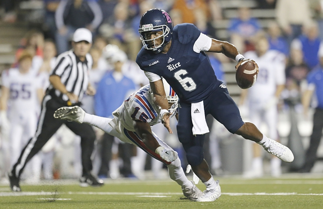 Rice Owls vs. Southern Miss Golden Eagles - 11/14/15 College Football Pick, Odds, and Prediction
