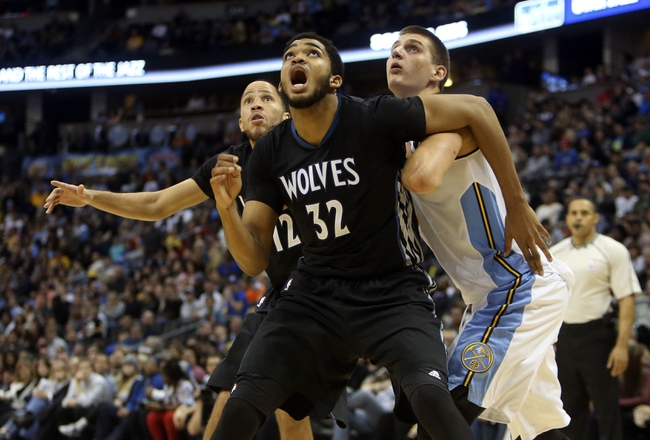 Nuggets vs. Timberwolves - 12/11/15 NBA Pick, Odds, and Prediction