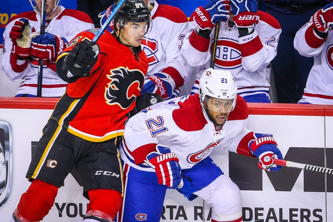 Montreal Canadiens vs. Calgary Flames - 3/20/16 NHL Pick, Odds, and Prediction
