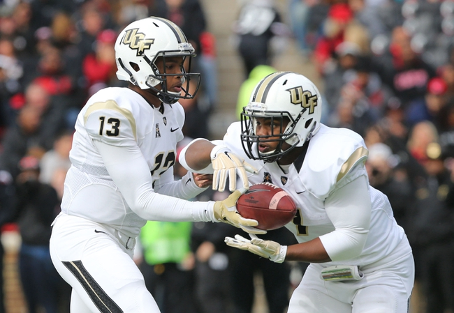 UCF vs. Tulane - 10/7/16 College Football Pick, Odds, and Prediction