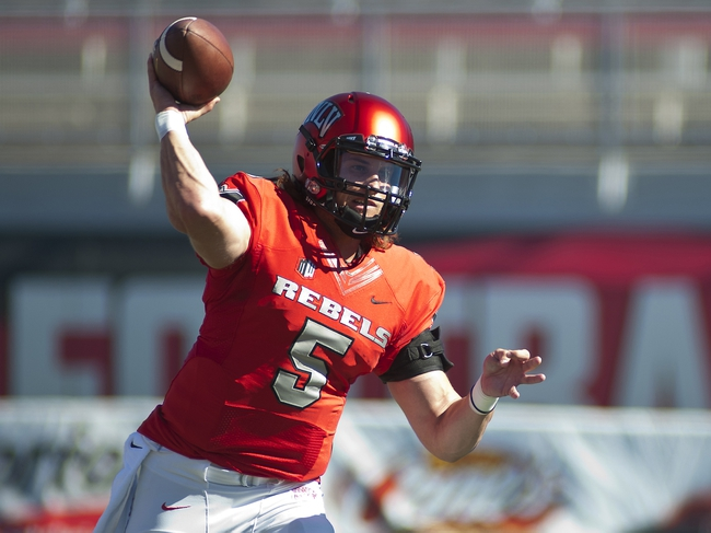 UNLV Rebels vs. Hawaii Warriors - 11/7/15 College Football Pick, Odds, and Prediction