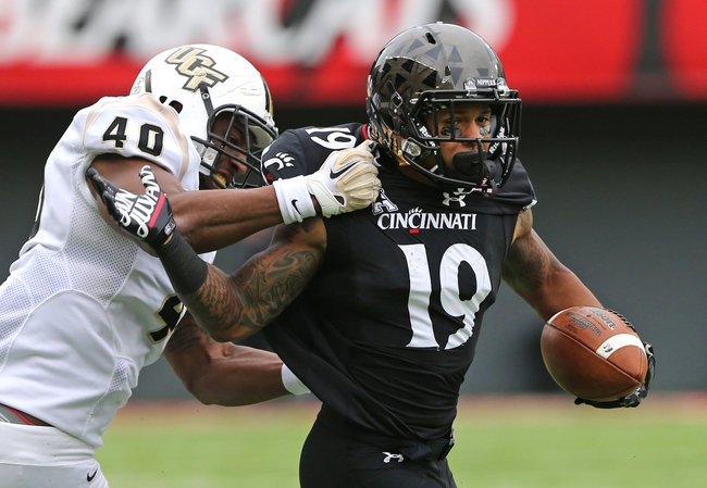 East Carolina vs. Cincinnati - 11/28/15 College Football Pick, Odds, and Prediction
