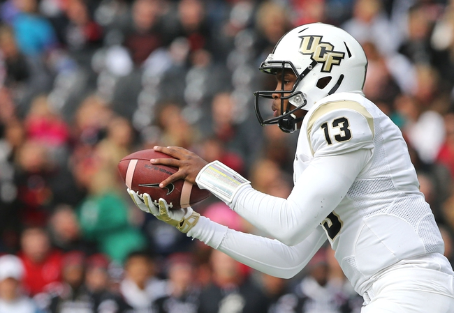 East Carolina at UCF - 11/19/15 College Football Pick, Odds, and Prediction
