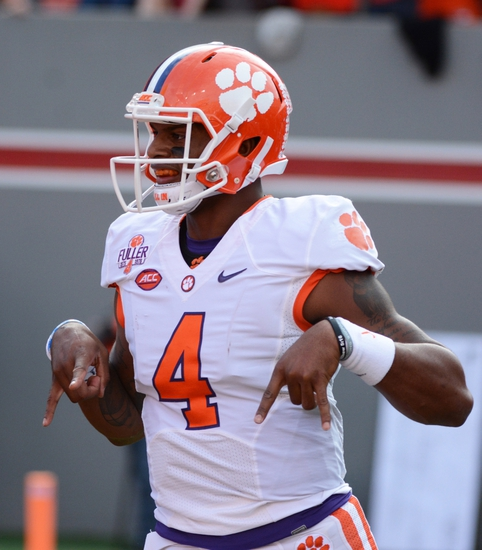 FSU at Clemson - 11/7/15 College Football Pick, Odds, and Prediction