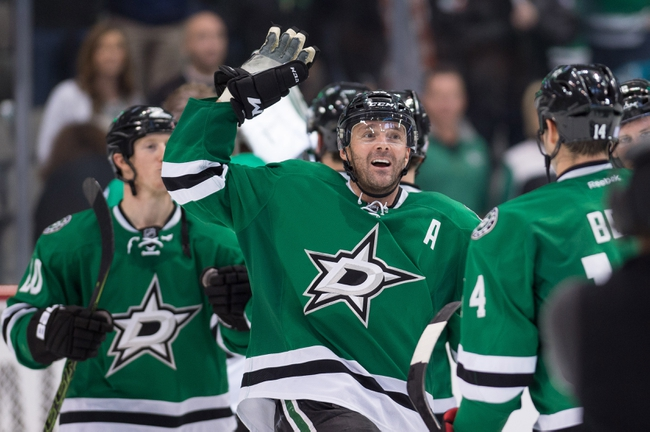 San Jose Sharks vs. Dallas Stars - 1/16/16 NHL Pick, Odds, and Prediction