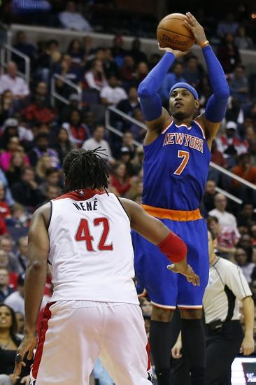 Washington Wizards at New York Knicks - 2/9/16 NBA Pick, Odds, and Prediction