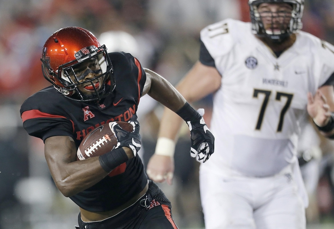 Houston vs. Cincinnati - 11/7/15 College Football Pick, Odds, and Prediction