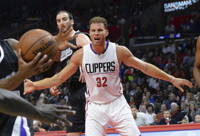 Clippers vs. Kings - 1/16/16 NBA Pick, Odds, and Prediction