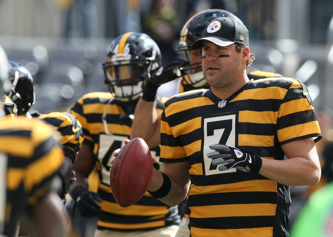 Steelers vs. Raiders - 11/8/15 NFL Pick, Odds, and Prediction