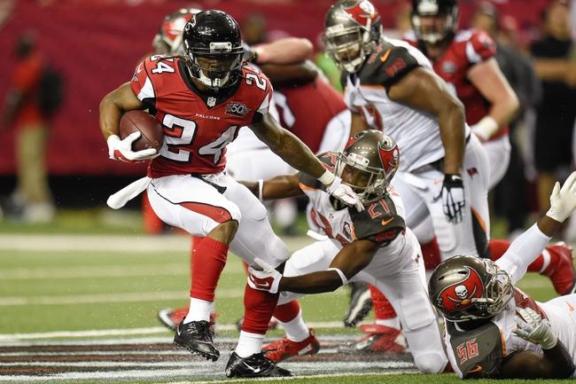Atlanta Falcons vs. Indianapolis Colts - 11/22/15 NFL Pick, Odds, and Prediction