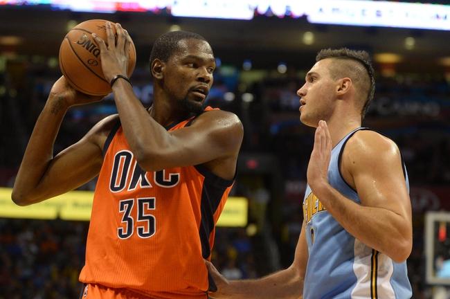Oklahoma City Thunder vs. Denver Nuggets - 12/27/15 NBA Pick, Odds, and Prediction