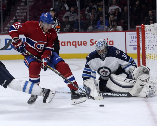 Jets vs. Canadiens - 3/5/16 NHL Pick, Odds, and Prediction