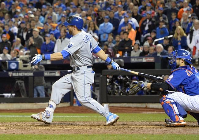 Kansas City Royals vs. New York Mets - 4/3/16 MLB Pick, Odds, and Prediction