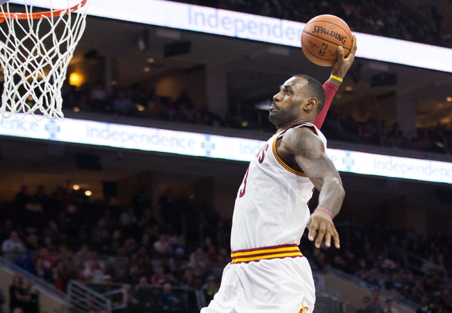 76ers at Cavaliers - 11/6/15 NBA Pick, Odds, and Prediction